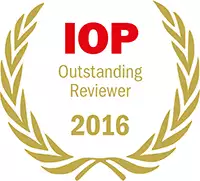 Nanotechnology Outstanding Reviewers of 2016